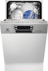 ELECTROLUX ESI 4500 ROX Kezelőszervig beépíthető mosogatógép inox