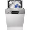 ELECTROLUX ESI 4620 RAX Kezelőszervig beépíthető mosogatógép inox kezelő
