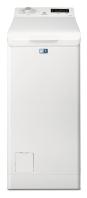 ELECTROLUX EWT 1066 EVW Felültöltős mosógép fehér