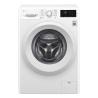 LG F0J5WN3W Keskeny elöltöltős mosógép fehér