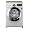 LG F1296TDA3 Elöltöltős mosógép fehér