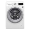 LG F2J5WN4W Keskeny elöltöltős mosógép fehér