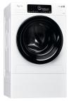 WHIRLPOOL FSCR 12440 Elöltöltős mosógép fehér