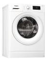 WHIRLPOOL FWSG61253W EU Keskeny elöltöltős mosógép fehér