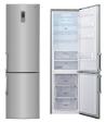 LG GBB530PVQWB Alulfagyasztós kombinált hűtő hamvas ezüst