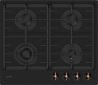 GORENJE GTW 6 INB Rusztikus Beépíthető gázfőzőlap antracit