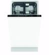 GORENJE GV 56210 Teljesen beépíthető mosogatógép