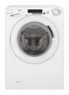 CANDY GVS 137DW3/1-S Elöltöltős mosógép fehér