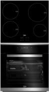 BEKO HII-64400AT - BIM-25400XPS Beépíthető sütő indukciós főzőlap szett