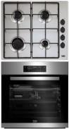 BEKO HIZG-64120SX - BIM 22400 XMS Beépíthető sütő gázfőzőlap szett