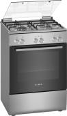 BOSCH HXA090D50 Kombinált tűzhely nemesacél (inox)