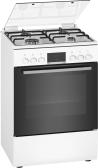 BOSCH HXN390D20 Kombinált tűzhely fehér