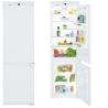 LIEBHERR ICS 3334 Beépíthető kombinált hűtő fehér