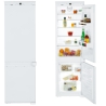 LIEBHERR ICUNS 3324 Beépíthető kombinált hűtő fehér