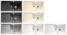 BLANCO IDESSA 6S Kerámia mosogatótálca fekete, aluszürke, kristályfehér, fehér, jázmin, (vanília készlet erejéig), bazalt, magnólia