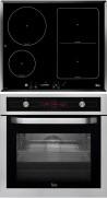TEKA IRF 641 - HL 850 Beépíthető sütő indukciós főzőlap szett inox