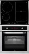 TEKA IRF 641 - HL 870 Beépíthető sütő indukciós főzőlap szett inox