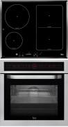 TEKA IRF 641 - HL 890 Beépíthető sütő indukciós főzőlap szett inox