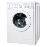 INDESIT IWSNC 51051X9 EU Keskeny elöltöltős mosógép fehér