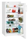 LIEBHERR K 2330 Hűtőszekrény fagyasztó nélkül fehér