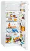 LIEBHERR K 2814 Hűtőszekrény fagyasztóval fehér