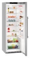 LIEBHERR Kef 4310 Hűtőszekrény fagyasztó nélkül inox ajtó, ezüst oldalak