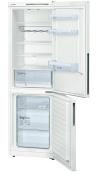 BOSCH KGV36VW32 Alulfagyasztós kombinált hűtő fehér
