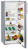 LIEBHERR Ksl 2814 Hűtőszekrény fagyasztóval ezüst