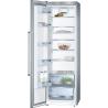 BOSCH KSV36AI31 Hűtőszekrény fagyasztó nélkül inox ajtók, festett oldalak