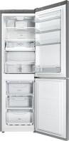 INDESIT LI8 FF2 X.1 Alulfagyasztós kombinált hűtő inox