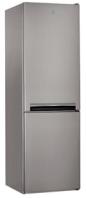 INDESIT LI8 S2 X Alulfagyasztós kombinált hűtő inox
