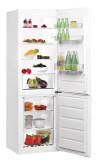 INDESIT LR7 S1 W Alulfagyasztós kombinált hűtő fehér