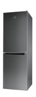 INDESIT LR7 S1 X Alulfagyasztós kombinált hűtő inox