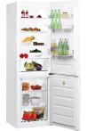 INDESIT LR8 S1 W B Alulfagyasztós kombinált hűtő fehér