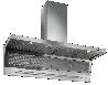 FALMEC MASTER 1200/800 Edénytartós páraelszívó inox