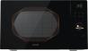 GORENJE MO 25 INB Rusztikus grilles mikrohullámú sütő Fekete/arany