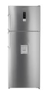 GORENJE NRF 7181 NTX Felülfagyasztós kombinált hűtő inox