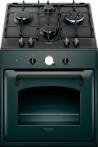 HOTPOINT ARISTON PC 640 T (AN) R /HA - FT 850.1 AN/HA Rusztikus beépíthető sütő gázfőzőlap szett antracit