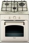HOTPOINT ARISTON PC 640 T (OW) R /HA - FT 95V C.1 OW/HA Rusztikus beépíthető sütő gázfőzőlap szett antik fehér
