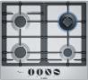 BOSCH PCH6A5B90 Beépíthető gázfőzőlap inox