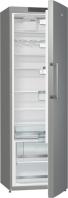 GORENJE R 6192 KX Hűtőszekrény fagyasztó nélkül inox ajtó, metálszürke oldalak