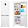 SAMSUNG RB33J3200WW Alulfagyasztós kombinált hűtő fehér