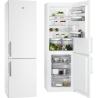AEG RCB 53421 LW Alulfagyasztós kombinált hűtő fehér