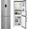 AEG RCB 63326 OX Alulfagyasztós kombinált hűtő inox ajtó/ezüst oldalfalak