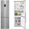 AEG RCB 63726 OX Alulfagyasztós kombinált hűtő inox ajtó/ezüst oldalfalak