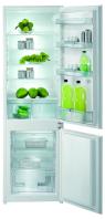 GORENJE RCI 4181 AWV Beépíthető kombinált hűtő