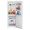 BEKO RCSA 240 K20W Alulfagyasztós kombinált hűtő fehér