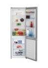 BEKO RCSA 270 K20X Alulfagyasztós kombinált hűtő inox