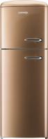 GORENJE RF 60309 OCO-L Rusztikus felülfagyasztós kombinált hűtő Kávé (Royal Coffe)