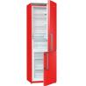 GORENJE RK 6192 ERD Alulfagyasztós kombinált hűtő Lángvörös lángpiros
